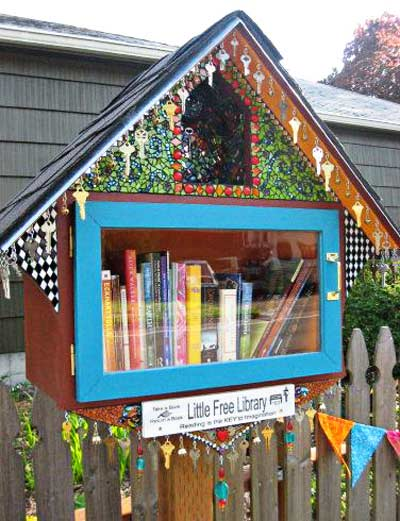 mosaic-little-free-library