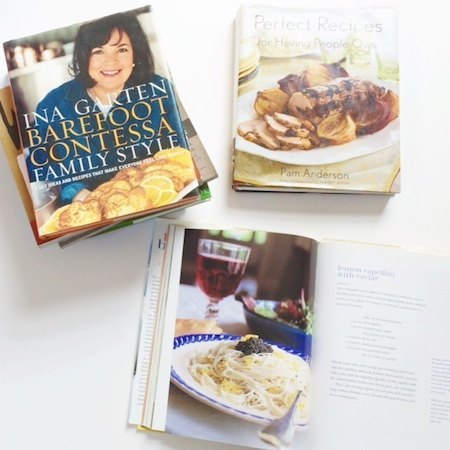 My go-to cookbooks.