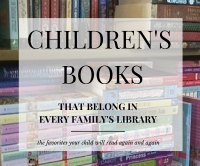 Children's books that belong in every family's library