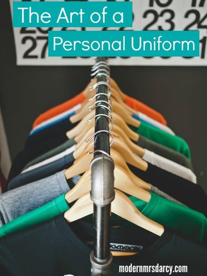 Personal Uniform