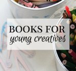 Books for young creatives