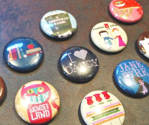 stocking stuffers for book lovers - ButtonLit