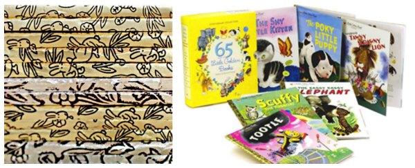 stocking stuffers for book lovers - Little Golden Books