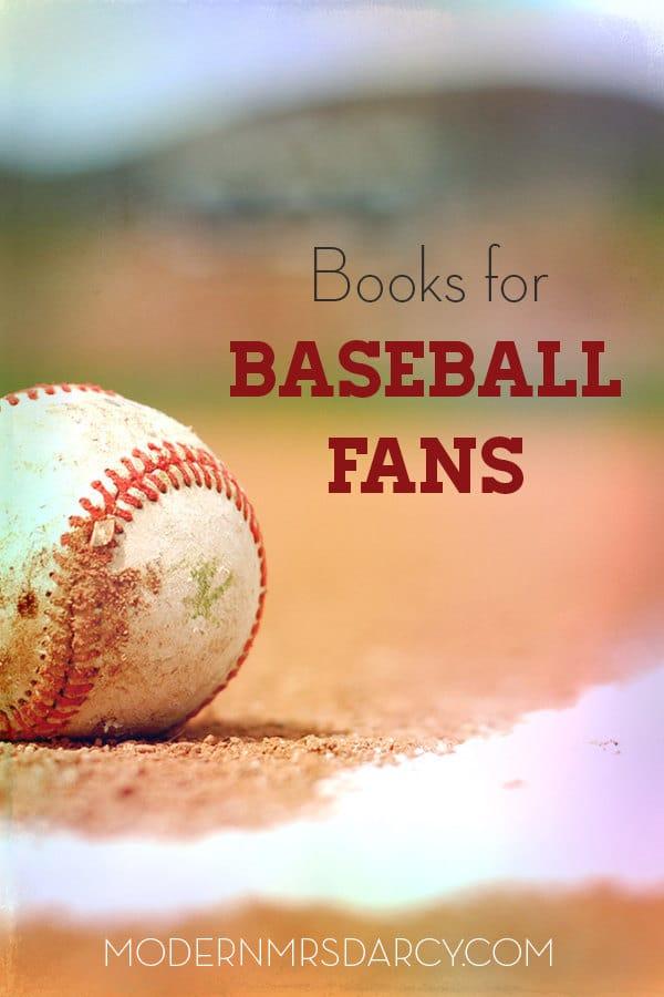Books for Baseball Fans
