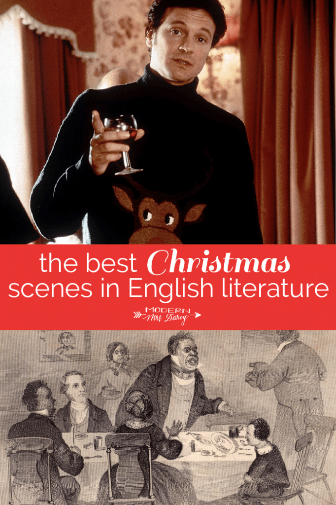 best christmas scenes in literature