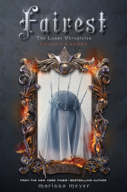 Fairest: The Lunar Chronicles
