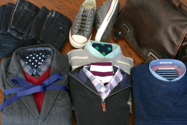 Effortless style for everyday guys: our Men's Style Lab review.