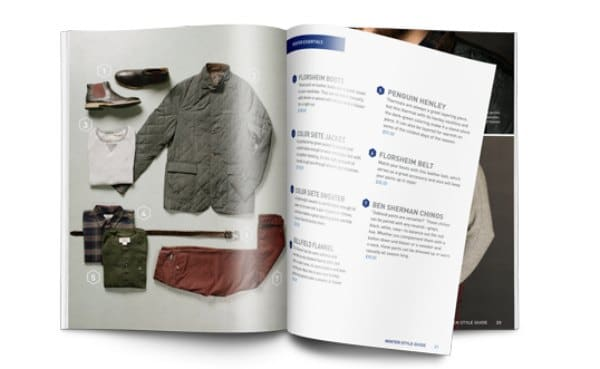 ed5f7aecda309 Our style manual covers everything from the latest trends in menswear to  recurrent seasonal trends and GQ's Winter Style Survival Guide.