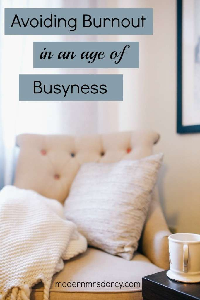 After years of honing, these are my essential practices to avoid burnout in an age of busyness.
