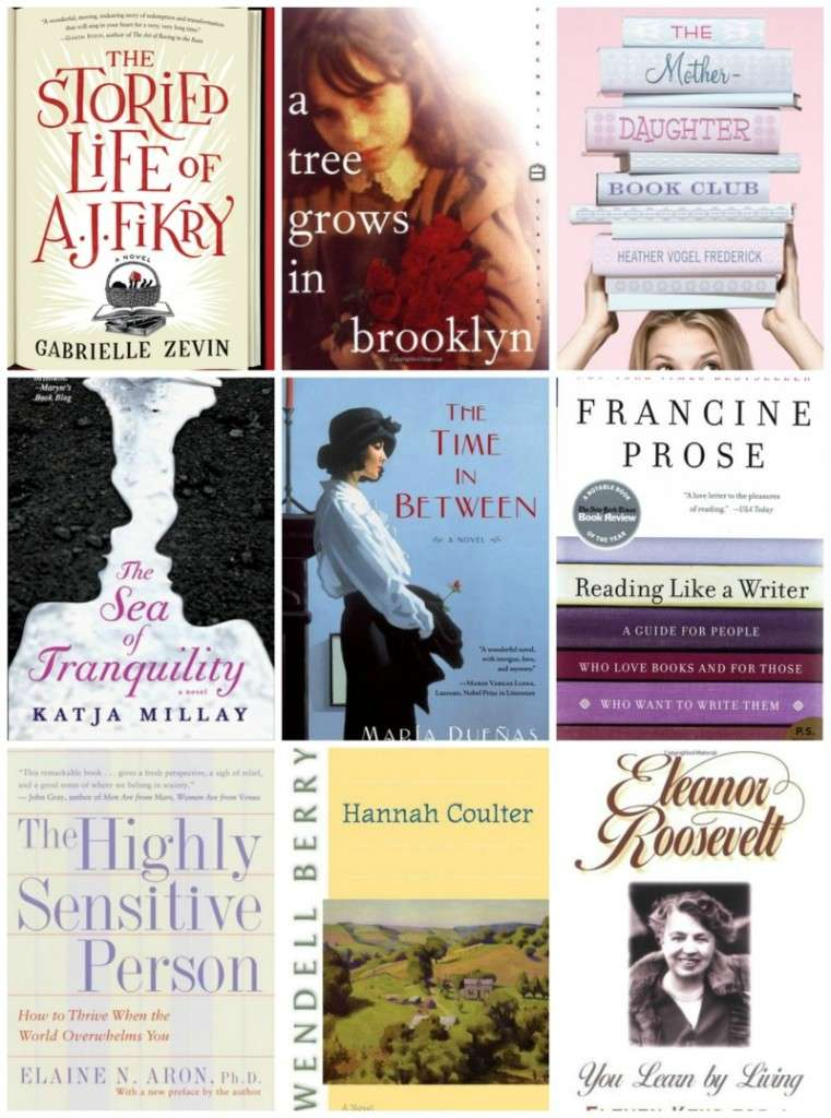 the books I can't stop recommending: my past and current favorites I find myself recommending all the time