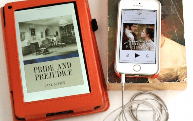 A trick to save big on audiobooks