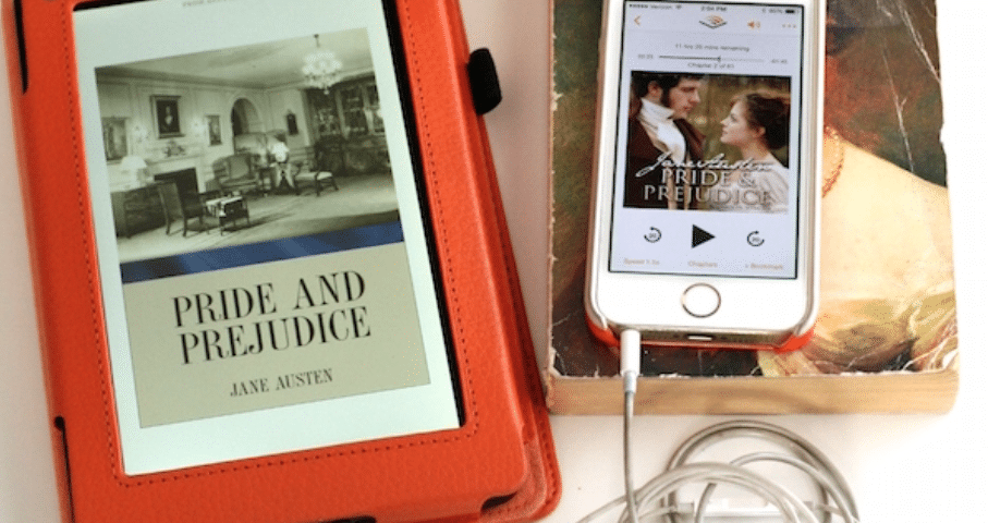 A trick to save big on audiobooks.