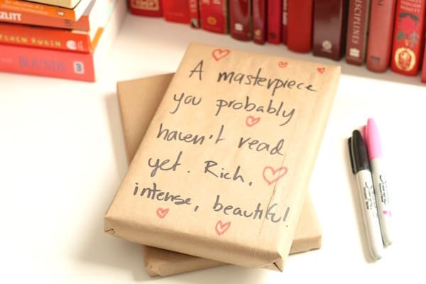 I went on a blind date with a book and here's what happened next.