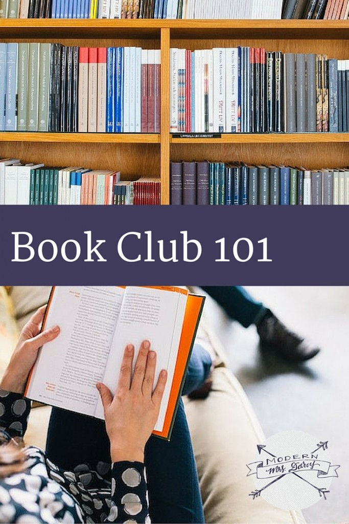 What you need to know to get your own book club up and running.