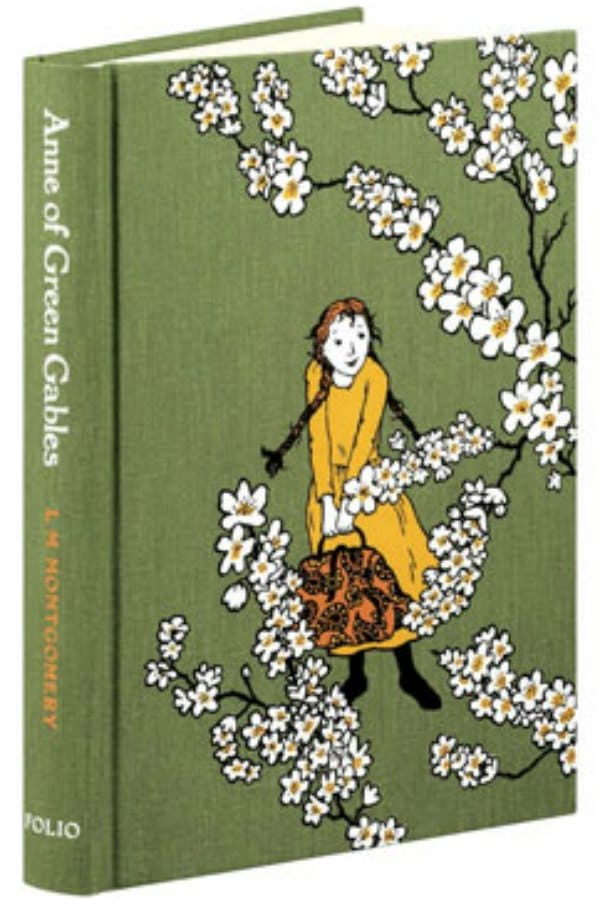 Anne of Green Gables Folio Society