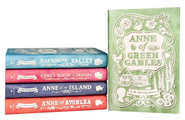Anne of Green Gables simon and schuster classics