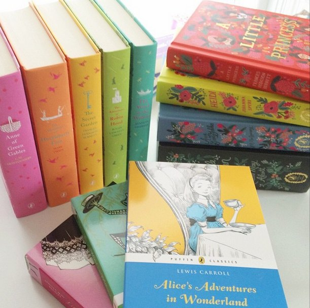 Favorite childhood books you should totally read again.