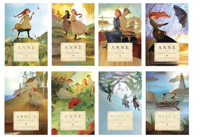tundra books anne
