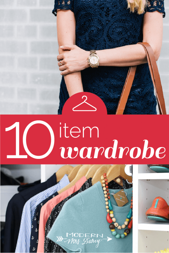 10 item wardrobe