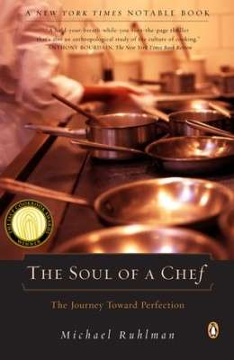 Ruhlman's Chef Trilogy