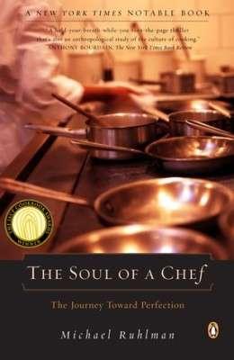 Ruhlman's Chef Trilogy