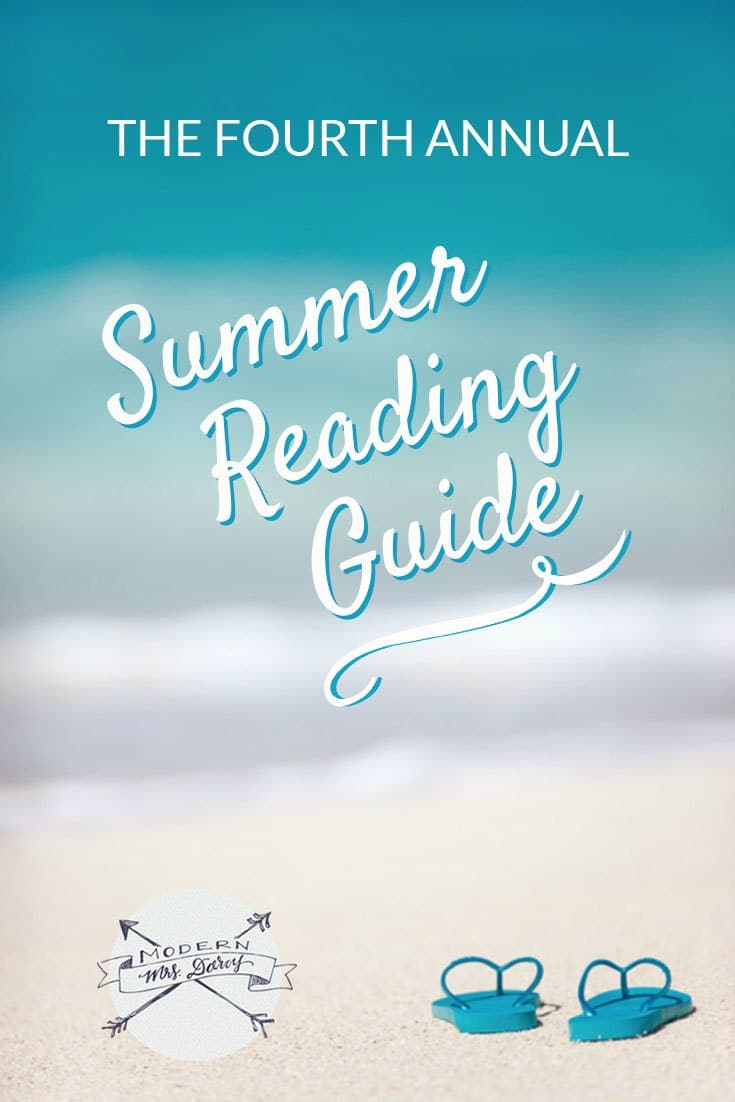 The minimalist summer reading guide  – Modern Mrs  Darcy