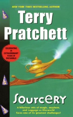 Sourcery (Discworld Book 5)