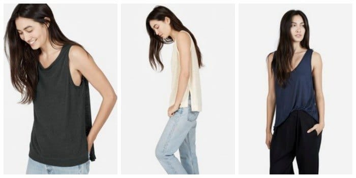 everlane tanks