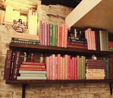 horchata interior books