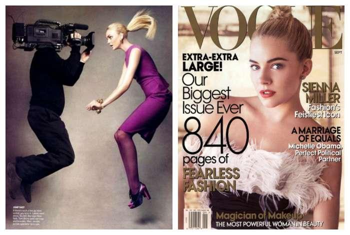 Vogue collage September 2007