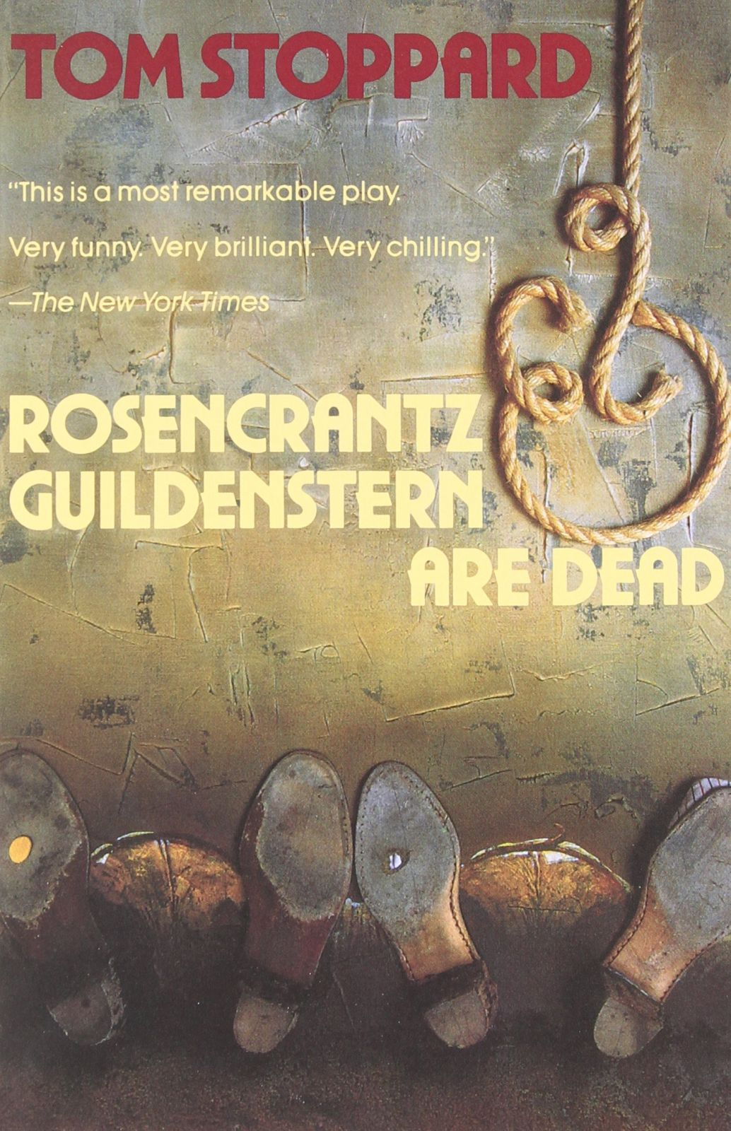disortion in rosencrantz and guildenstern are dead by tom stoppard Dive deep into tom stoppard's rosencrantz and guildenstern are dead with extended analysis, commentary, and discussion.