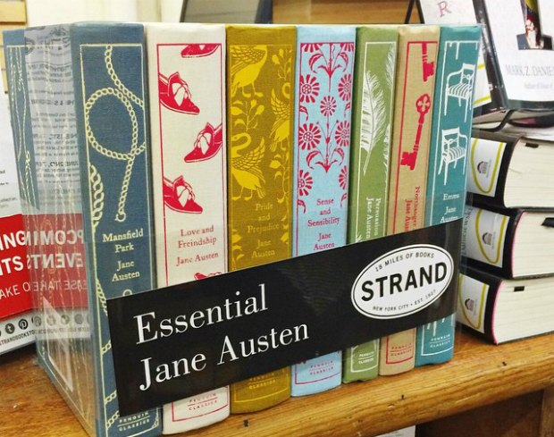 essential Jane Austen