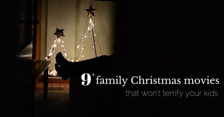 9+ family Christmas movies that won't terrify your kids