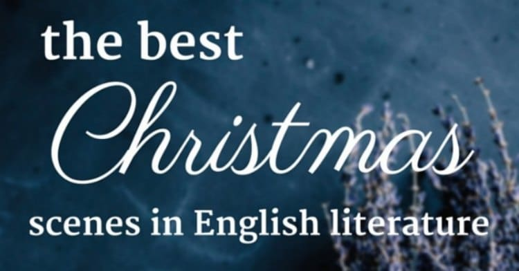 the best christmas scenes in english lit