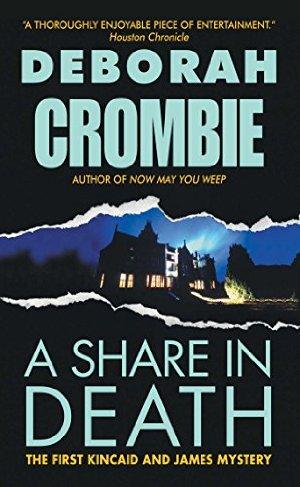 A Share in Death (Duncan Kincaid and Gemma James Book 1)
