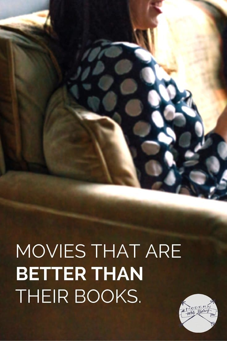 8 movies that are better than the books they're based on