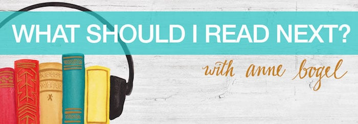 Announcing my new podcast: What Should I Read Next?