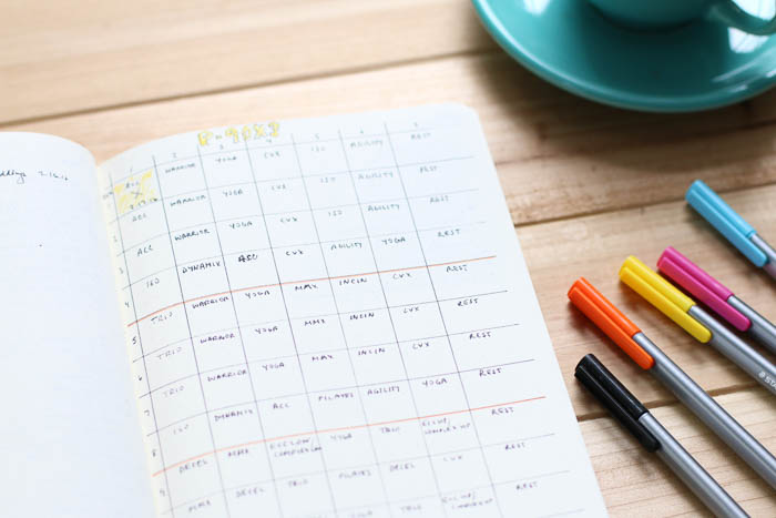 How to use a bullet journal | Modern Mrs Darcy