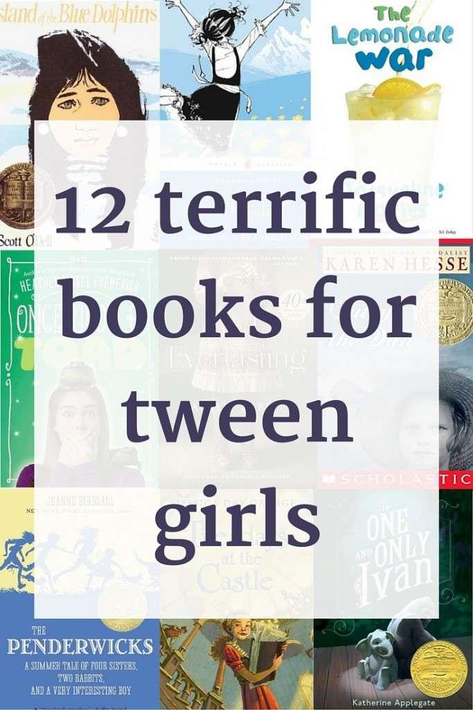 12 terrific books for tween girls. – Modern Mrs. Darcy