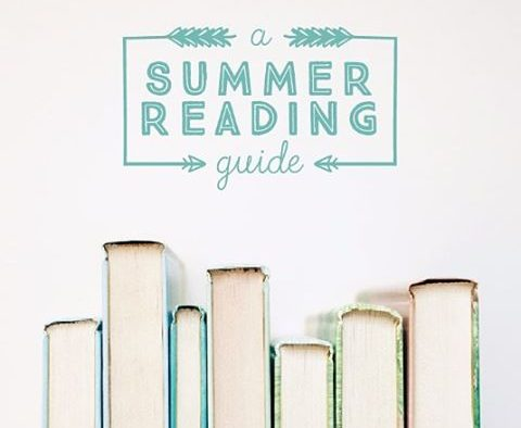 the summer reading guide square