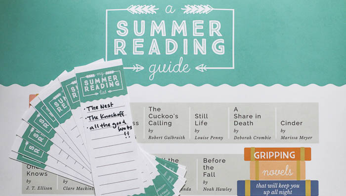 Get your summer reading library kit for librarians and bookish enthusiasts