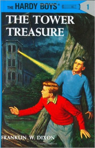 The Tower Treasure (Hardy Boys)