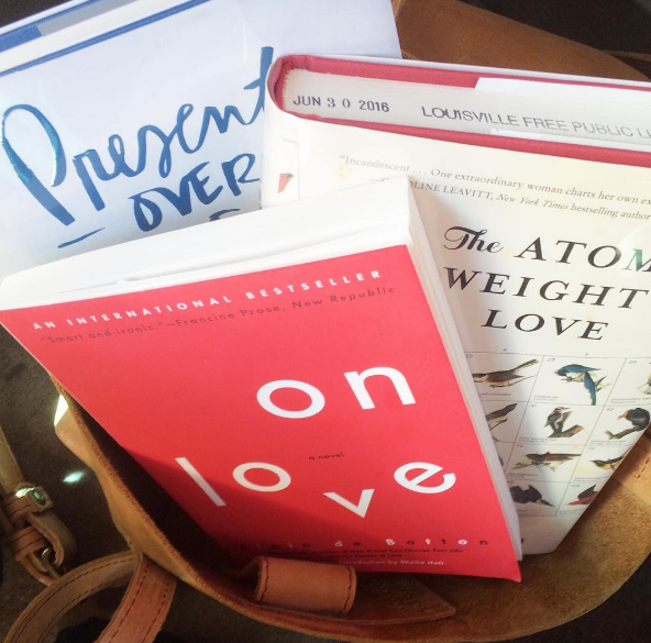 bookworm problems books in purse