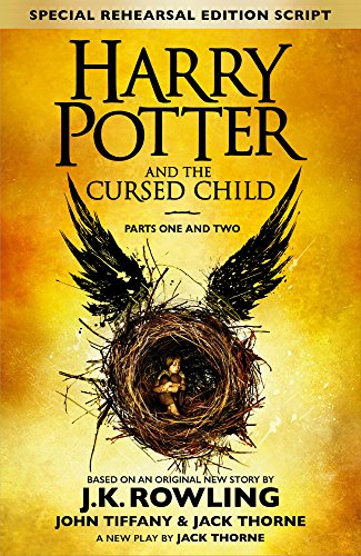 Harry Potter & The Cursed Child: Parts 1 & 2