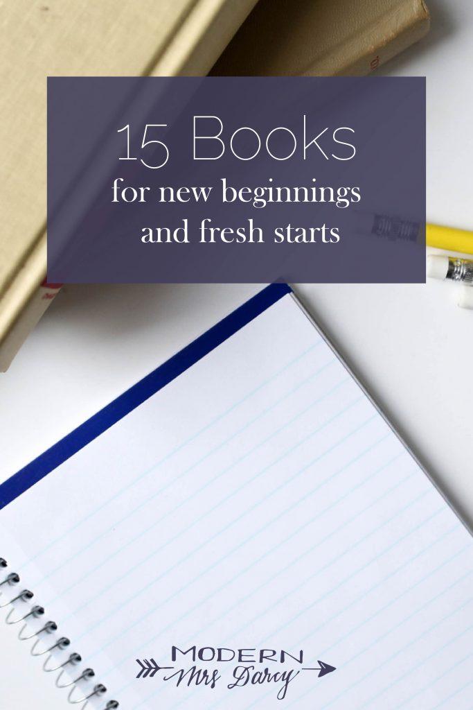 Books for New Beginnings