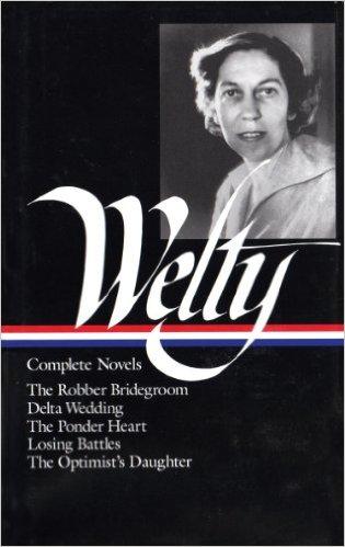 Eudora Welty : Complete Novels