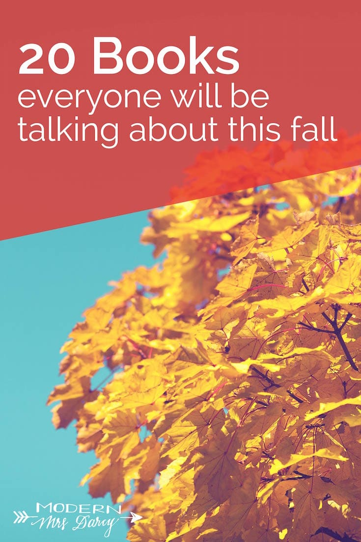 What Should I Read Next #41: 20 books everyone will be talking about this fall