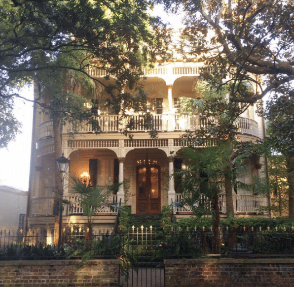 Magnolia Hall, Savannah