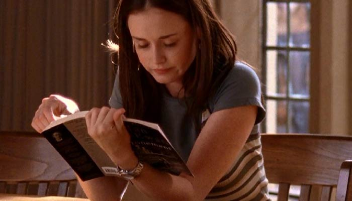 Gilmore Girls: a series in books