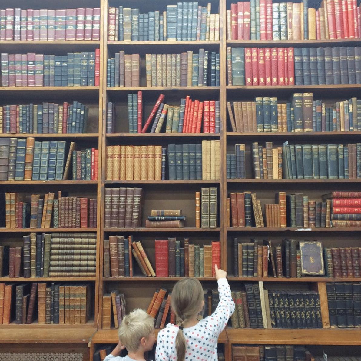 rare books at the strand